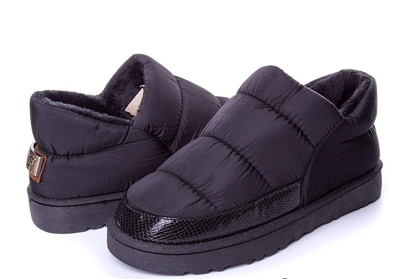 Угги, унты мужские Wonex, обувь зимняя, комфортная, повседневная