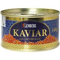 Икра лосося Lemberg Kaviar 140г