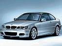 Лобовое стекло BMW 3 E46 с датчиком дождя (1998-2001) Лобовое стекло БМВ 3 Е46, фото 5