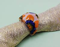 Кольцо с цветами, фото 1