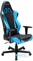 Геймерское кресло DXRACER Racing OH/RB1/NB Black/Blue