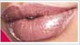 Зволожуюча губна помада Avon Luxe, колір Nude Slip Рожева перлина, Ейвон Люкс, 64903