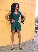 Женское платье рукав с разрезом  , фото 1