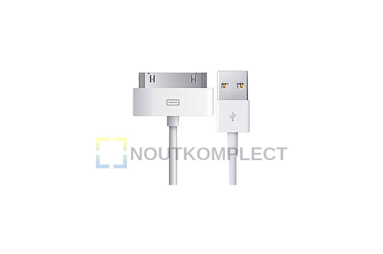 Кабель iPhone 4 Hoco - UP301 1,2 м White