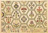 Схема для вышивки крестиком Rosewood Manor Parchment Tapestry, фото 2