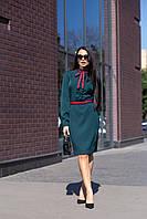 """Шикарное платье «Маркиза» в стиле """"Gucci"""", фото 1"""