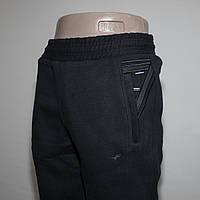 Зимние теплые зауженные штаны на манжете тм. FORE 1116N