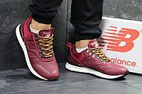 Кроссовки NEW BALANCE Trailbuster, кроссовки для мужчин бордового цвета .ТОП КАЧЕСТВО!!!  Реплика, фото 1