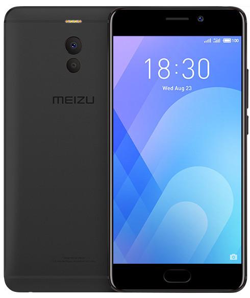 Meizu M6 Note 3/32GB  Global Version (Black)