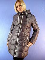 Зимняя женская куртка на синтепоне KAPRE 1815 (размеры: XL-5XL) DEIFY, PEERCAT, SYMONDER, COVILY, DECENTLY