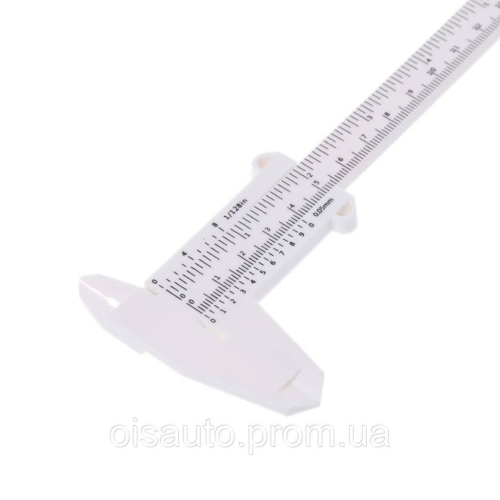 Пластиковий  штангенциркуль 0-150 мм
