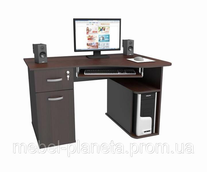 Компьютерный стол офисный Ника 17