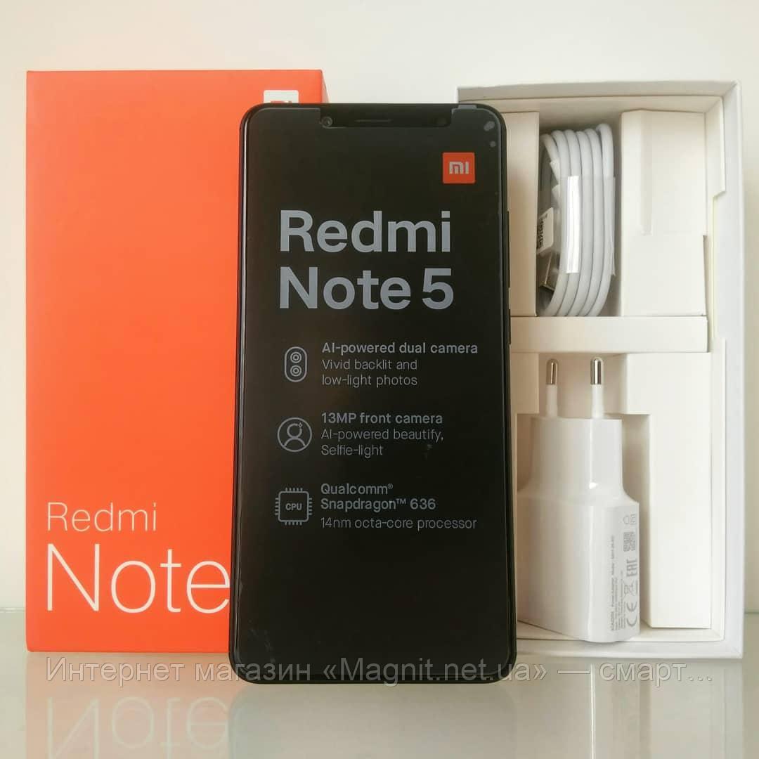 Redmi Note 5 4 64gb Black Xiaomi Global Version 12 13m 6 8 4000ma