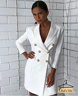 Платье-пиджак 42-44