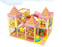 """Детский игровой лабиринт """"Замок принцессы"""""""