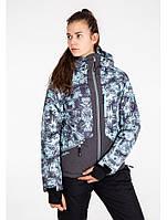 Куртка лижна жіноча Just Play Lene Блакитний / сірий (B2347-blue) - S