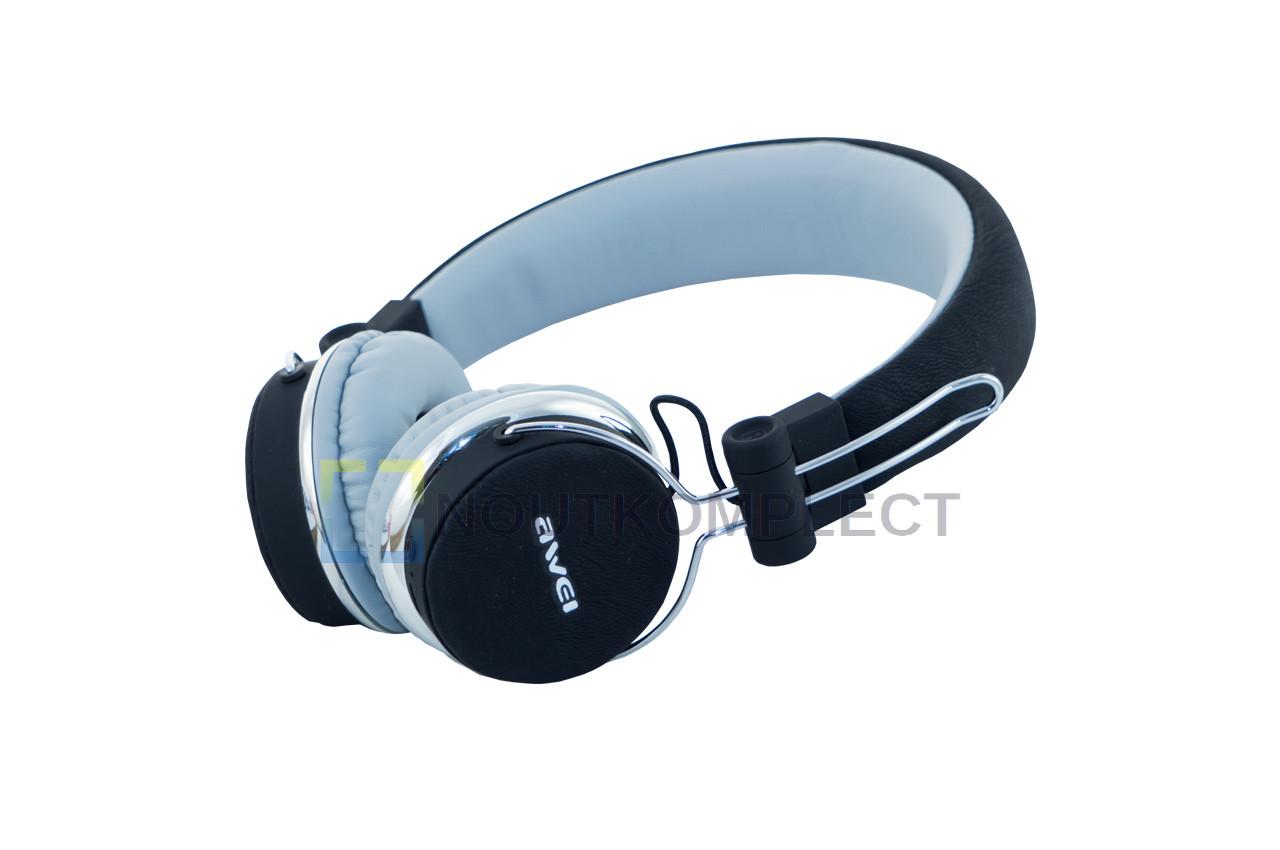 Наушники Bluetooth Awei - A700BL Gray