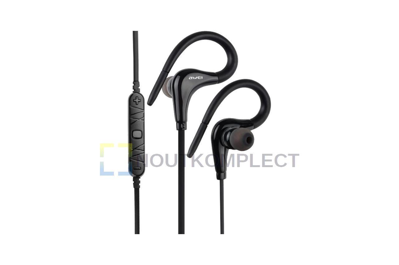 Наушники Bluetooth Awei - A890BL Black
