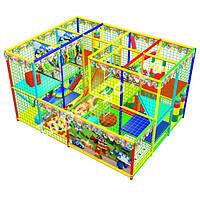 """Детский игровой лабиринт """"Робокар"""", 3х4 клетки, фото 1"""
