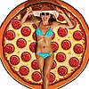 Пляжный Коврик Пицца опт и розница