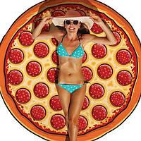 Пляжный Коврик Пицца опт и розница, фото 1