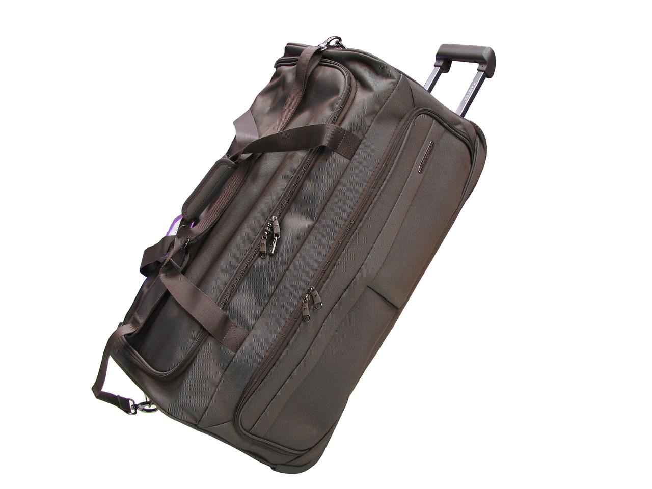 ce69edf83592 Дорожная сумка на колесах среднего размера Airtex 836 28  продажа ...