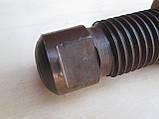 Нержавіюча жаростійка шпилька з гайками, М27х200, фото 6