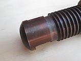 Нержавіюча жаростійка шпилька з гайками, М27х200, фото 4