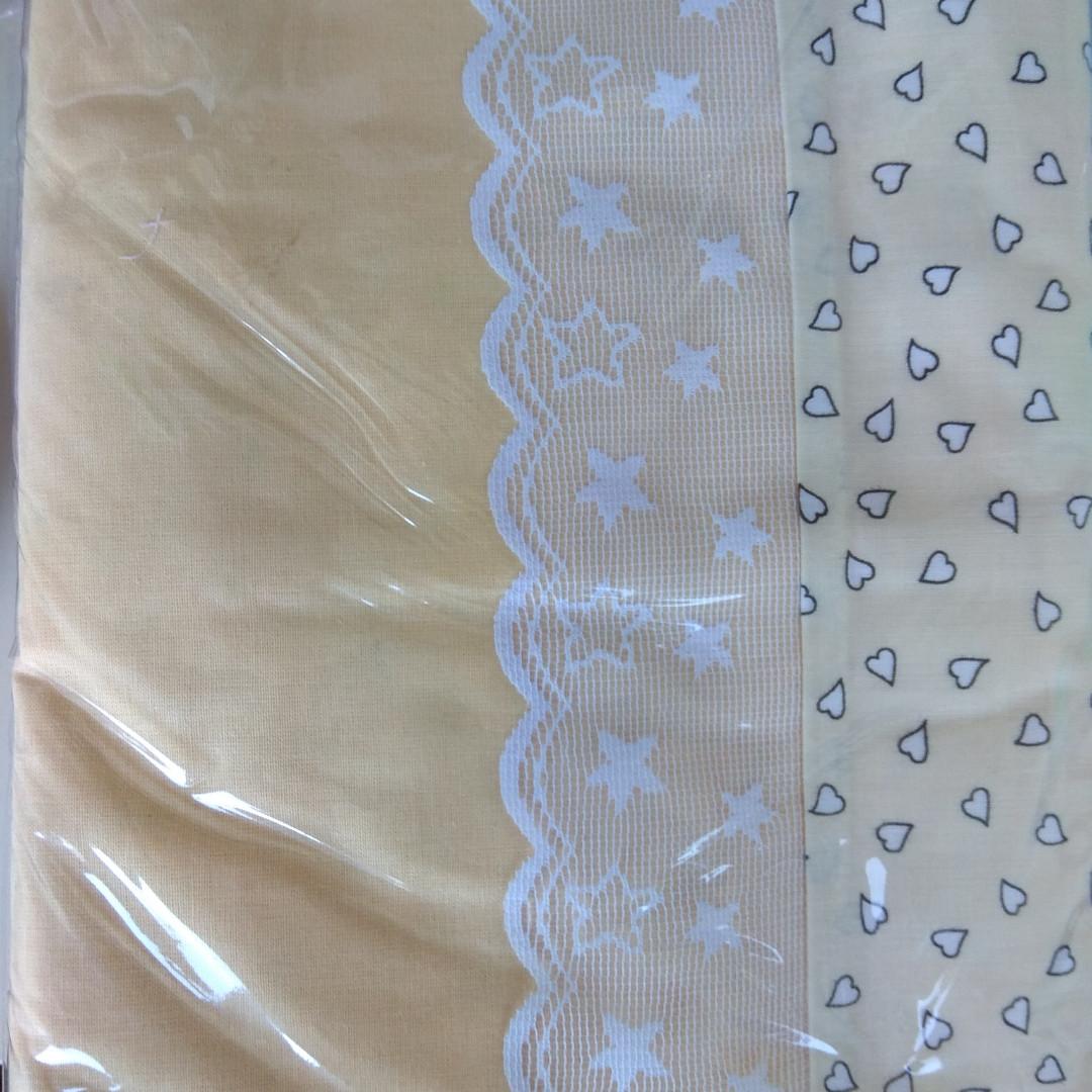 Постельный комплект Руно в детскую кроватку 3 ед.
