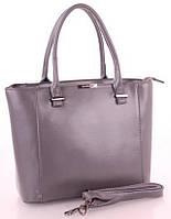 Женская кожаная сумка Galanty 10435 D.Grey купить кожаную женскую сумку dbd3c0ff4b7
