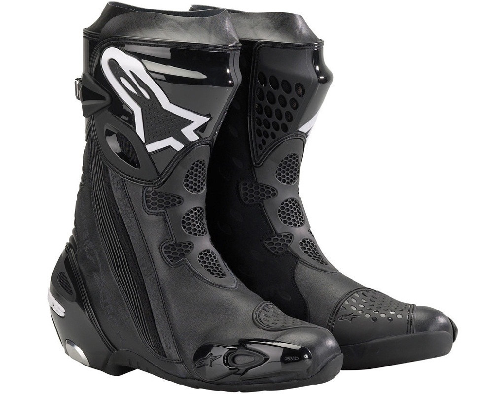 "Мотоботы Alpinestars Supertech R ""44"" black"
