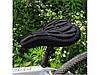 Силиконовая накладка-чехол на седло велосипеда, фото 10