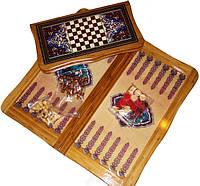 Шахматы, шашки, нарды 6535В