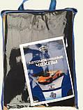 Майки (чехлы / накидки) на сиденья (автоткань) Daewoo Gentra (дэу/деу/део джентра 2005г-2011г), фото 2