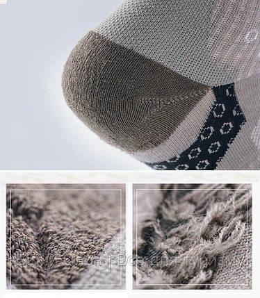 Шкарпетки трекінгові чоловічі Naturehike Merino Wool Light M/L , фото 2