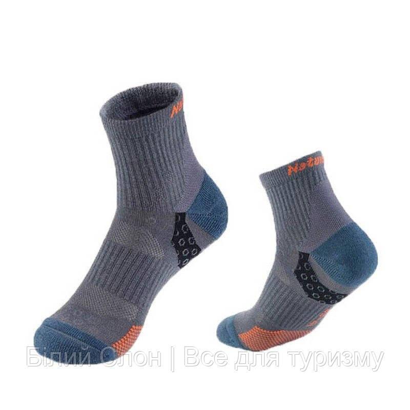 Шкарпетки трекінгові чоловічі Naturehike Merino Wool Light M/L