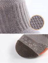 Шкарпетки трекінгові чоловічі Naturehike Merino Wool Light M/L , фото 3