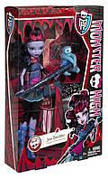 Кукла Monster High Джейн Булитл Базовая серия, фото 1