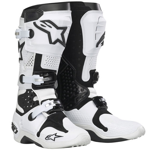 "Мотоботы Alpinestars TECH 10 VENTED ""42"" white"