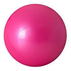 Мяч для фитнеса, диаметр 15см, 300г, гимнастический, утяжеленный, перламутр (25шт)