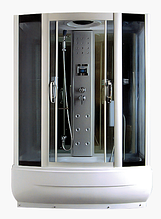 Гидробокс MIRACLE TS8002, поддон с гидромассажем