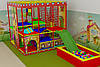 Детский лабиринт 3х3х3 с бассейном