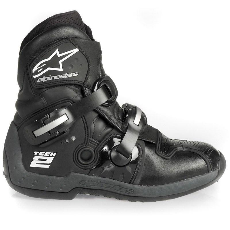 "Мотоботы Alpinestars TECH 2 ""43"" black"