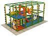 Детский игровой лабиринт ЛК-9.55