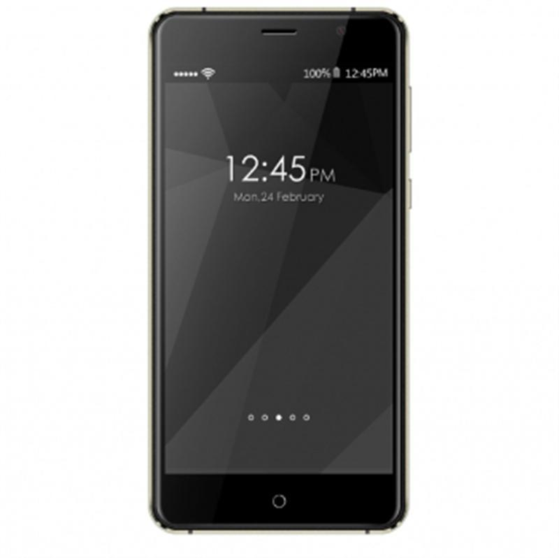 Смартфон Assistant AS-5435 Shine Dual Sim Black