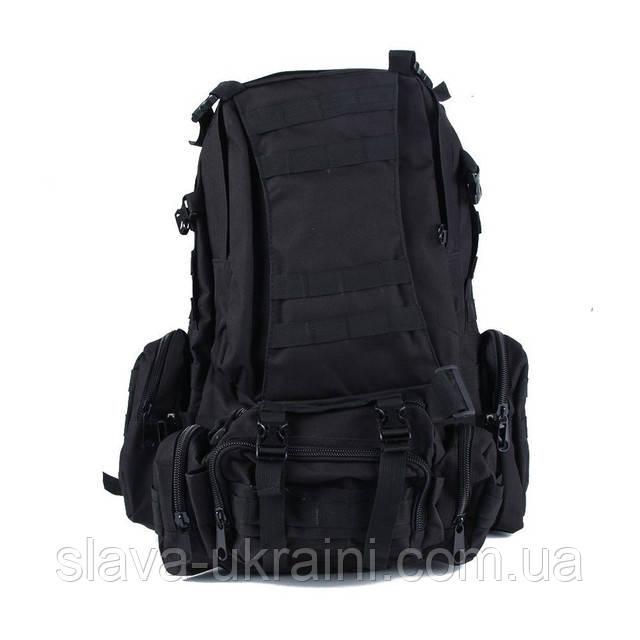 комбинированный рюкзак военный