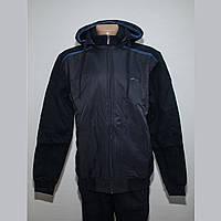 Спортивный костюм мужской теплый зимний с начесом, универсальный ... f611a3bd3bc