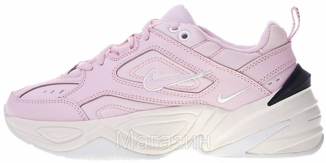 c532ce6cf20e Женские Кроссовки Nike M2K Tekno Pink (Найк Текно) Розовые — в ...