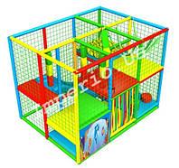 """Детский игровой лабиринт """"Океания"""", 2*3 клетки"""