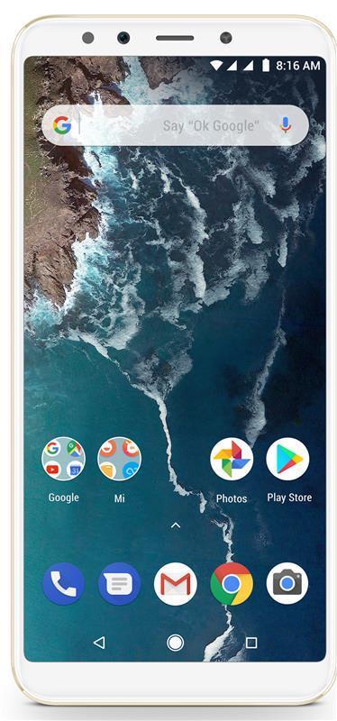 Смартфон Xiaomi Mi A2 4/64GB Dual Sim Gold